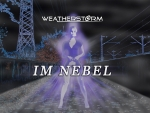Weatherstorm - Im Nebel Wallpaper